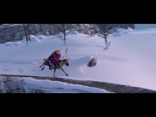 """""""Холодное сердце"""" (Frozen): дублированный трейлер"""